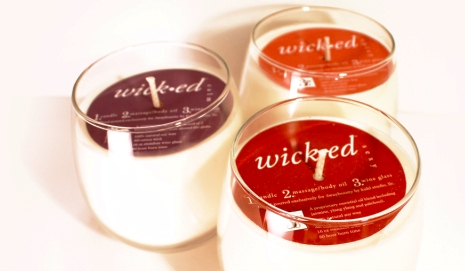 Purchase 3waybeauty's Wicked candles here.